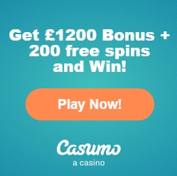 Casumo Casino Online Review With Promotions & Bonuses